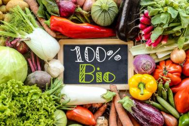 Bio-Lebensmittel brauchen Öko-Kontrollnummern beim Online-Verkauf
