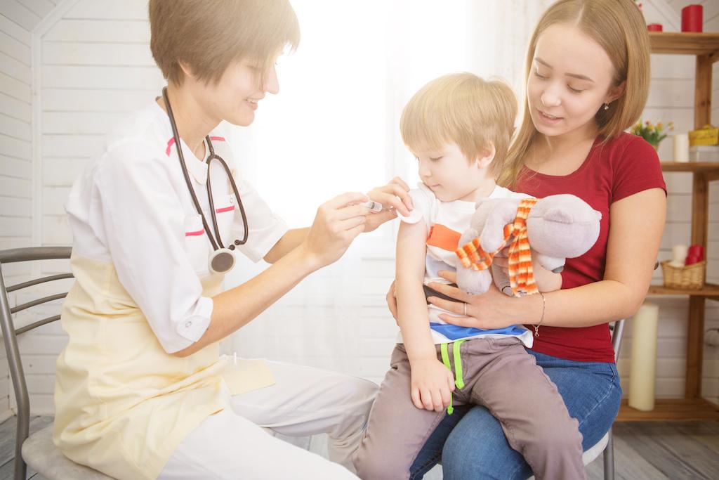 Schutzimpfungen orientieren sich immer an Empfehlungen der Ständigen Impfkommission STIKO.